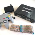 Kyoto Microcomputer Co., Ltd. (KµC) Partner-N Nintendo 64 Development Kit - Debug Console