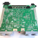Kyoto Microcomputer Co., Ltd. (KµC) Partner-N Nintendo 64 Development Kit - Debug Console PCB Bottom