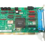 Kyoto Microcomputer Co., Ltd. (KµC) Partner-N Nintendo 64 Development Kit - Partner-N - ISA Interface Card (Front)