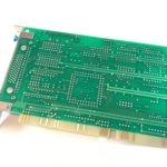 Kyoto Microcomputer Co., Ltd. (KµC) Partner-N Nintendo 64 Development Kit - Partner-N - ISA Interface Card (Back)