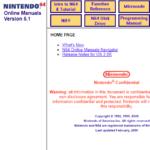 Online Manuals (OS 2.0K) – v5.1